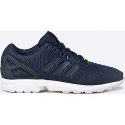 Adidas Originals - Buty ZX FLUX. Szare buty skate męskie adidas Originals, z materiału. W wyprzedaży za 299,90 zł.