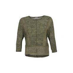 T-shirty z długim rękawem Vero Moda  MYBELLA. Zielone t-shirty damskie Vero Moda, l. Za 103,20 zł.