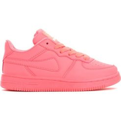 Różowe Buty Sportowe Coral Circuit. Czerwone buty sportowe dziewczęce marki Born2be, na płaskiej podeszwie, na sznurówki. Za 69,99 zł.