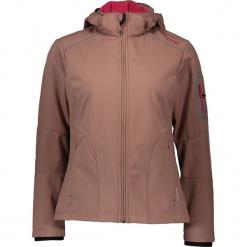 Kurtka softshellowa w kolorze brązowym. Brązowe kurtki damskie marki CMP Women, m, z materiału. W wyprzedaży za 227,95 zł.
