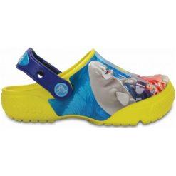 Crocs Buty Funlab Dory Lemon c8 24-25. Brązowe buciki niemowlęce chłopięce Crocs. W wyprzedaży za 99,00 zł.