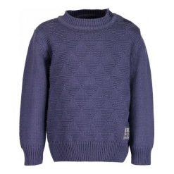 Odzież chłopięca: Blue Seven Chłopięcy Sweter, 68, Fioletowy