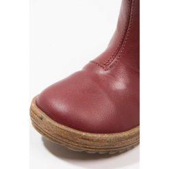 Naturino DESERT Botki bruciato. Czerwone buty zimowe damskie Naturino, z futra. W wyprzedaży za 278,85 zł.