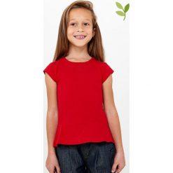 """Bluzki dziewczęce bawełniane: Koszulka """"Dera"""" w kolorze czerwonym"""