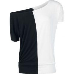 T-shirty damskie: Full Volume by EMP Daisy Koszulka damska czarny