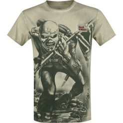 T-shirty męskie: Iron Maiden EMP Signature Collection T-Shirt oliwkowy