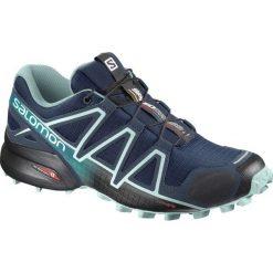 Buty sportowe damskie: Salomon Buty damskie Speedcross 4 W Poseidon/Eggshell Blue/Black r. 40 (402431)
