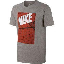 Nike Koszulka męska M NSW TEE Net Photo szara r. S (850669 063). Białe koszulki sportowe męskie marki Adidas, l, z jersey, do piłki nożnej. Za 82,47 zł.