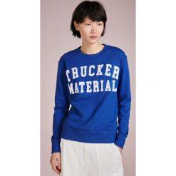 Bluzy damskie: DESIGNERS REMIX FLOYD CHENILLE TRUCKER Bluza skyblue