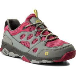 Buty trekkingowe dziewczęce: Trekkingi JACK WOLFSKIN – Mtn Attack 2 Low K 4019241 S Tropic Pink