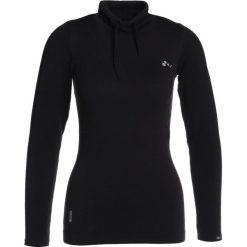Only Play ONPPENNY SEAMLESS HIGH NECK Koszulka sportowa black. Czarne t-shirty damskie Only Play, l, z elastanu, z długim rękawem. W wyprzedaży za 143,65 zł.