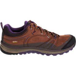Buty trekkingowe damskie: Keen Buty damskie Terradora Leather WP Scotch/Mulch r. 39.5 (1017757)
