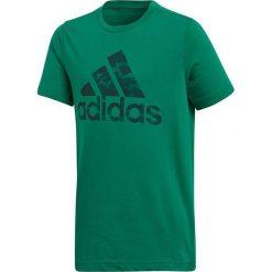 Koszulka chłopięca M BOS zielona roz. 128 cm (CV6145). Czerwone t-shirty chłopięce Adidas. Za 48,50 zł.