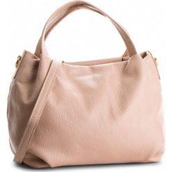 Torebka CREOLE - K10499 Pudrowy Róż. Czerwone torebki klasyczne damskie marki Reserved, duże. W wyprzedaży za 159,00 zł.