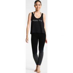Yogasearcher LOTA Top black. Czarne topy sportowe damskie Yogasearcher, m, z bawełny. Za 209,00 zł.
