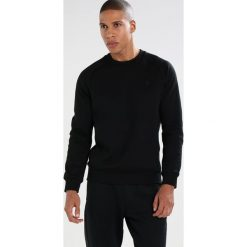 Polo Ralph Lauren DOUBLE TECH Bluza polo black. Czarne bluzy męskie Polo Ralph Lauren, l, z bawełny. W wyprzedaży za 471,20 zł.