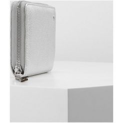 Portfele damskie: Abro Portfel white/ nickel