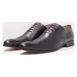 Buty wizytowe męskie: Brett & Sons Eleganckie buty insis noir