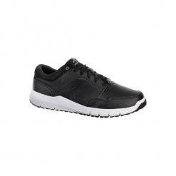 Buty męskie do szybkiego marszu Protect 140 czarne. Czarne buty fitness męskie marki Asics. W wyprzedaży za 89,99 zł.