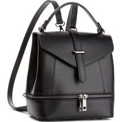 Plecak CREOLE - K10329 Czarny. Czarne plecaki damskie Creole, ze skóry, eleganckie. W wyprzedaży za 189,00 zł.