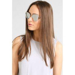 Prada Okulary przeciwsłoneczne silber. Szare okulary przeciwsłoneczne damskie lenonki marki Prada. Za 1049,00 zł.