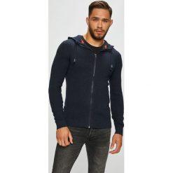 Only & Sons - Sweter. Czarne kardigany męskie marki Only & Sons, m, z bawełny, z kapturem. W wyprzedaży za 139,90 zł.