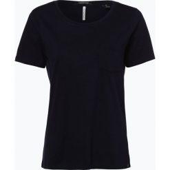T-shirty damskie: Scotch & Soda – T-shirt damski, niebieski