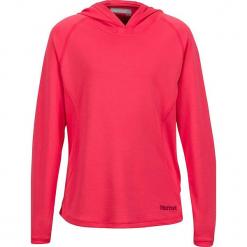 Bluza funkcyjna w kolorze czerwonym. Czerwone bluzy dziewczęce marki Marmot Kids, z materiału. W wyprzedaży za 72,95 zł.