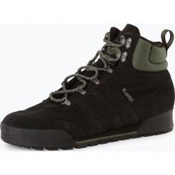 Adidas Originals - Kozaki męskie – Jake 2.0, czarny. Czarne buty zimowe męskie adidas Originals, ze skóry. Za 449,95 zł.