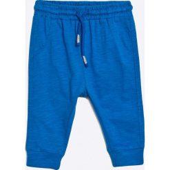 Blukids - Spodnie dziecięce 68-98 cm (2-pack). Szare spodnie chłopięce Blukids, z bawełny. W wyprzedaży za 29,90 zł.