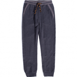 Spodnie. Szare chinosy chłopięce MONOCHROME, z bawełny. Za 39,90 zł.