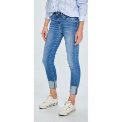 Tommy Hilfiger - Jeansy Venice. Niebieskie jeansy damskie marki TOMMY HILFIGER. Za 499,90 zł.