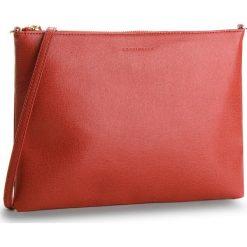 Torebka COCCINELLE - CV3 Mini Bag E5 CV3 55 F4 05 Bourgogne R00. Brązowe listonoszki damskie marki Coccinelle, ze skóry. W wyprzedaży za 379,00 zł.