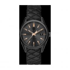 ZEGAREK TAG HEUER CARRERA WAR1113.FC6392. Czarne zegarki damskie marki KALENJI, ze stali. Za 9540,00 zł.