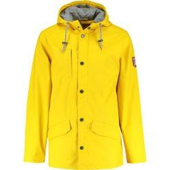 Derbe PASSENGER  Parka yellow/grey. Żółte parki męskie marki Derbe, m, z materiału. Za 589,00 zł.