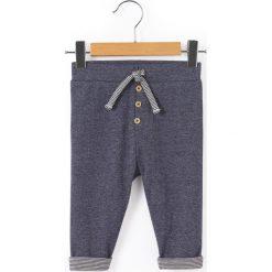 Spodnie niemowlęce: Spodnieprosty fason