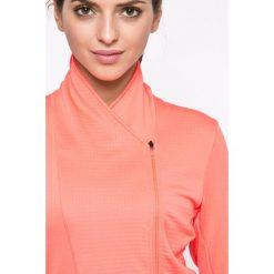 Adidas Performance - Bluza. Różowe bluzy sportowe damskie adidas Performance, l, z elastanu, bez kaptura. W wyprzedaży za 219,90 zł.