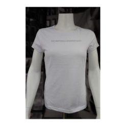 Bluzki damskie: Adidas Koszulka damska Graphic Tee biały r. M