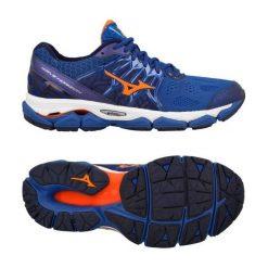 Buty sportowe męskie: Mizuno Buty męskie Mizuno Wave Horizon  niebieskie r. 41 (J1GC172654)