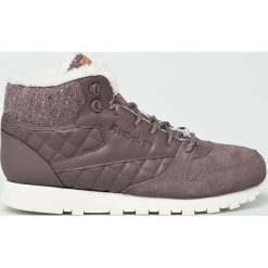 Reebok Classic - Buty Cl Lthr Arctic. Szare buty sportowe damskie Reebok Classic, z gumy, reebok classic. Za 499,90 zł.