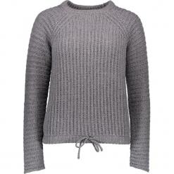 Sweter w kolorze szarym. Szare swetry klasyczne damskie Gottardi, s, z kaszmiru, z okrągłym kołnierzem. W wyprzedaży za 173,95 zł.