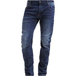 GStar ARCZ 3D SLIM Jeansy Slim Fit medium aged. Niebieskie rurki męskie G-Star. Za 469,00 zł.