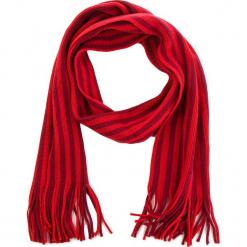 Szal NEW BALANCE - MA834004 RDW. Czerwone szaliki damskie New Balance, z materiału. Za 99,99 zł.