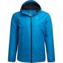 Kurtka narciarska męska KUMN600 - niebieski - Outhorn. Niebieskie kurtki męskie pikowane Outhorn, m, narciarskie. Za 229,99 zł.