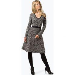 Sukienki balowe: Apriori – Sukienka damska z domieszką wełny merino, czarny