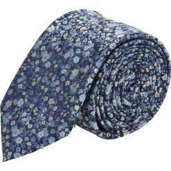 Krawat platinum niebieski classic 242. Niebieskie krawaty męskie Recman. Za 49,00 zł.
