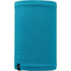 Szaliki męskie: Buff Komin Neckwarmer Buff Knitted Polar Fleece Neo Blue Capri kolor niebieski, roz. 29×25 (BUF113560.718.10.00)
