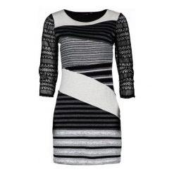 Desigual Sukienka Damska Irlanda Xs Czarny. Czarne sukienki Desigual, xs. W wyprzedaży za 299,00 zł.