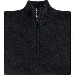 Sweter FILIPPO SWZR000122. Szare swetry rozpinane męskie marki Giacomo Conti, na jesień, m, z tkaniny. Za 199,00 zł.