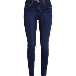 Topshop JAMIE NEW Jeans Skinny Fit indigo. Niebieskie boyfriendy damskie Topshop. Za 229,00 zł.
